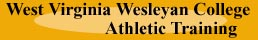 West Virginia Wesleyan College Athletic Training